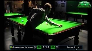 Snooker Handicap Series 2014, Полуфинал – Кръг 1